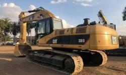 Escavadeira Caterpillar 330CL